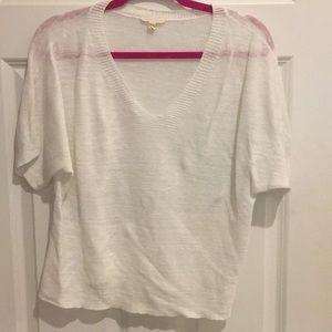 Eileen Fisher sweater tee. Size xs